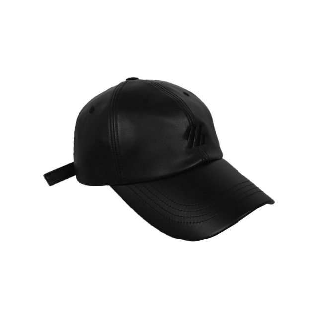 Leather - Cap